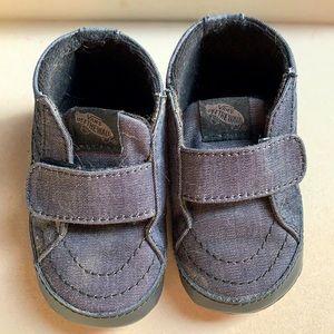 Vans - infant size 4 soft sole
